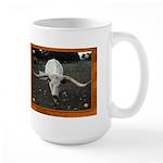 Longhorn #3 Large Mug