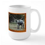 Longhorn #2 Large Mug