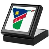 Cool Namibia Keepsake Box