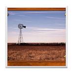 Windmill Tile Coaster