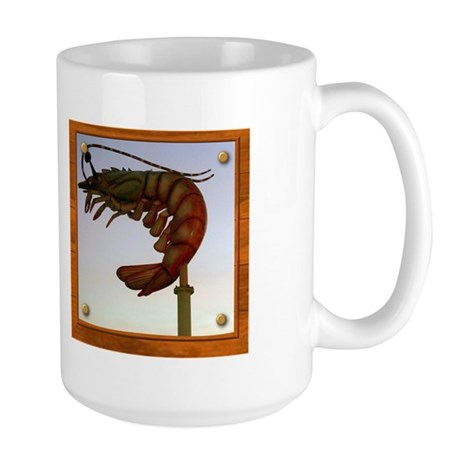 Jumbo Shrimp! Large Mug