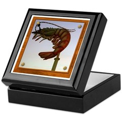 Jumbo Shrimp! Keepsake Box