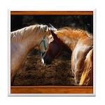 Horse #2 Tile Coaster