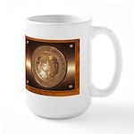 Great Seal of Texas Large Mug