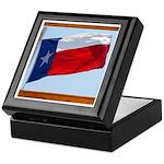State Flag #3 Keepsake Box