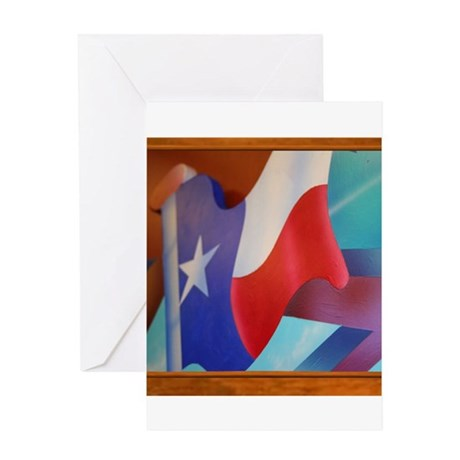 State Flag #2 Greeting Card