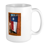 State Flag #1 Large Mug