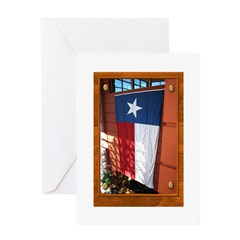 State Flag #1 Greeting Card