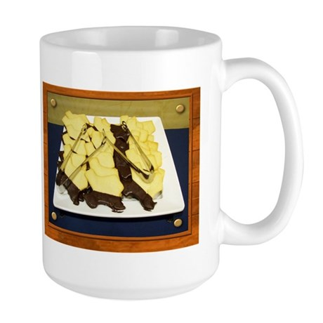 Texas Cookies Large Mug