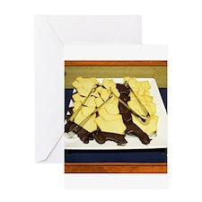 Texas Cookies Greeting Card