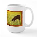Calf Large Mug