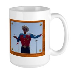 Big Tex #2 Large Mug