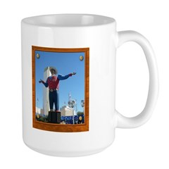 Big Tex #1 Large Mug