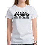 SF Animal Cops Women's T-Shirt