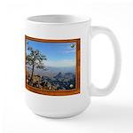Big Bend Country Large Mug