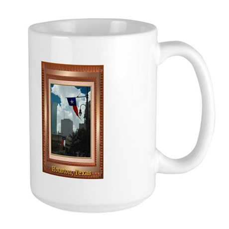 Houston Large Mug