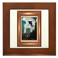 Houston Framed Tile