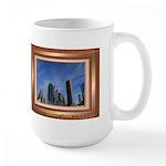 Houston Skyline #7 Large Mug