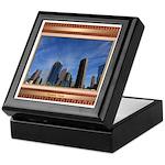 Houston Skyline #7 Keepsake Box