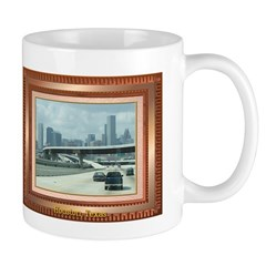 Houston Skyline #3 Mug