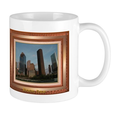 Houston Skyline #2 Mug