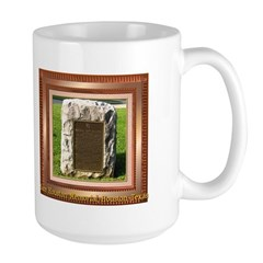 Sam Houston Memorial Large Mug