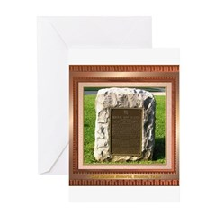 Sam Houston Memorial Greeting Card