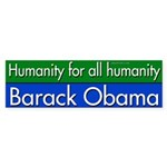 Humanity for all humanity - Barack Obama