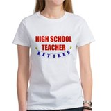 Retired High School Teacher Tee