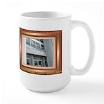 1940 Airport #1 Large Mug
