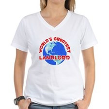 World's Greatest Landl.. (F) Shirt