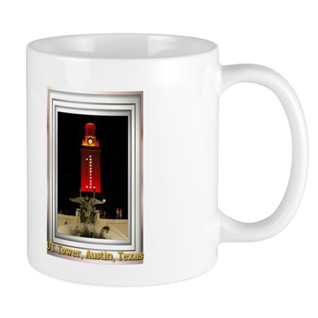 UT Tower Mug
