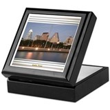 Austin Skyline #1 Keepsake Box