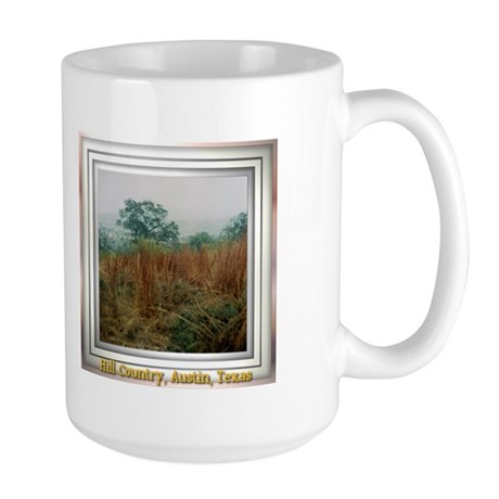 Hill Country Large Mug