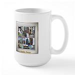 Austin Collage Large Mug