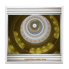 Capitol Dome Tile Coaster