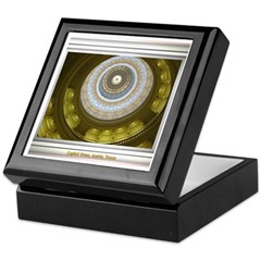 Capitol Dome Keepsake Box