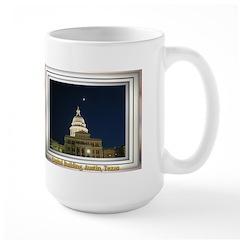 State Capitol #4 Large Mug