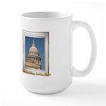 State Capitol #3 Large Mug