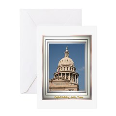 State Capitol #3 Greeting Card