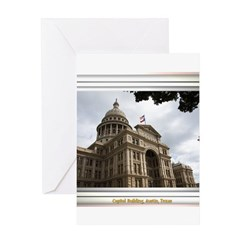 State Capitol #2 Greeting Card