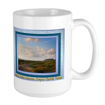 South Padre Island Large Mug
