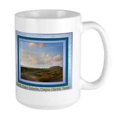 South Padre Island Large Mug