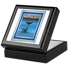 Dolphin Keepsake Box