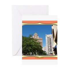 El Paso #1 Greeting Card