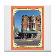 El Paso #2 Tile Coaster