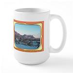 Frankline Mountain Sunrise Large Mug
