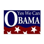 Obama Yes We Can 11x17 Poster Print