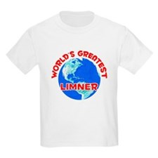 World's Greatest Limner (F) T-Shirt