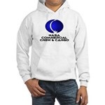 COTS - Commercial Crew & Cargo Hooded Sweatshirt